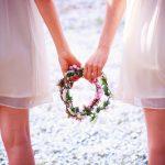 《春の結婚式》お呼ばれドレスならこれで間違いなし!!おすすめカラー&素材まとめ