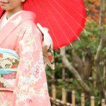 《結婚式の着物》秋は色の選び方に注意?!おすすめカラーやコーディネート*